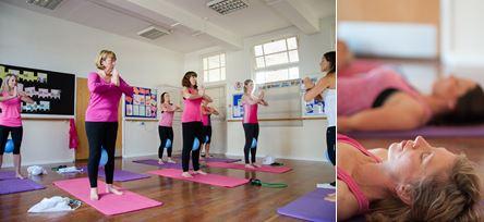 Pelvic Floor Strengthening Core Strength Meditation