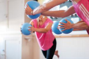 Pilates ball, Core, Pelvic Floor, Bag