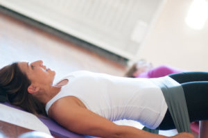 Pelvic Floor, Core, Glutes, Back Strengthening