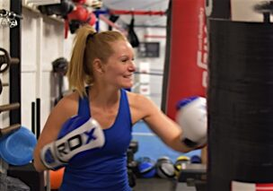 Womens Boxing Bootcamp Worthing