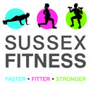 Sussex Fitness Logo Worthing Bootcamp HIIT Boxing Circuits Weight Training