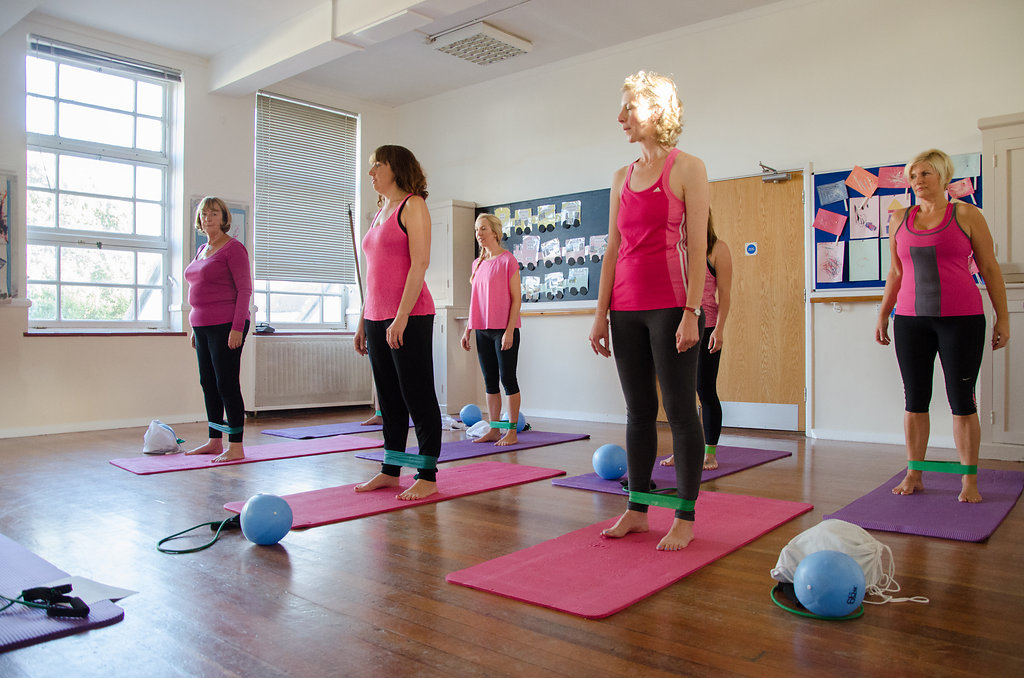 Small Pelvic Floor and Core Classes
