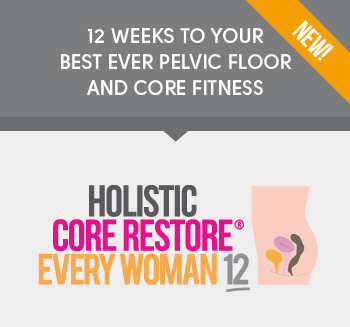 Every Woman Pelvic Floor and Core 12 Weeks Worthing