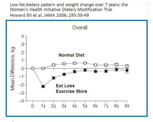 Why Cutting Calories Isn't the Long Term Solution