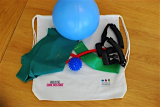 Holistic Core Restore® Equipment Bag