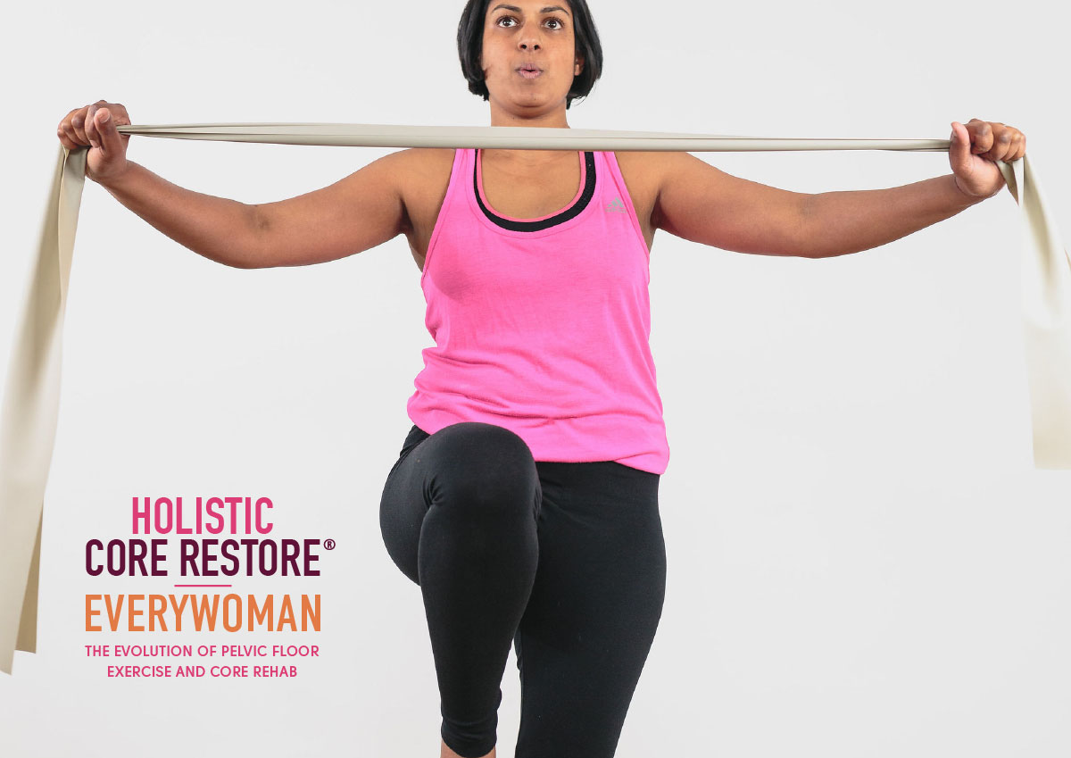Holistic Core Restore Every Woman Course Pelvic Floor Core