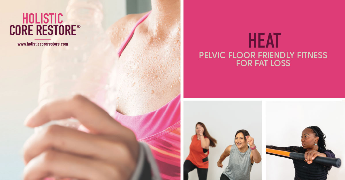 Fat Loss, Pelvic Floor Friendly, Worthing