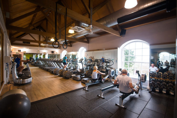 Retreat Combe Grove Gym