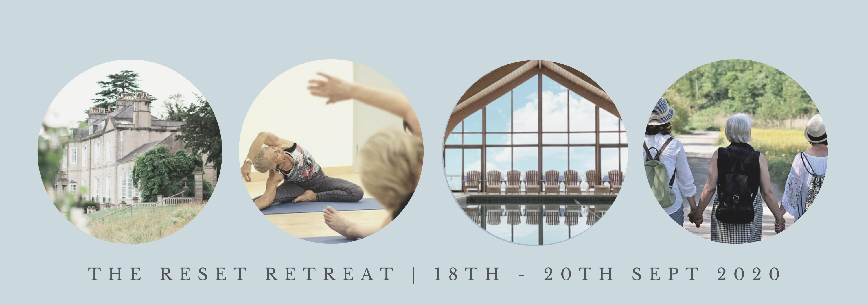 Retreat Banner-yoga women