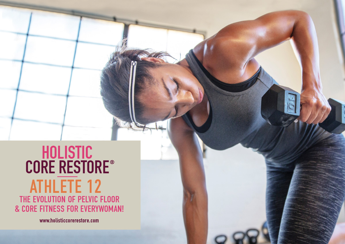 Holistic Core Restore® Athlete12